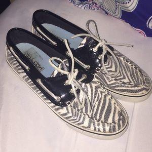 Zebra sperry